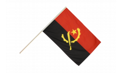 Stockflagge Angola - 60 x 90 cm