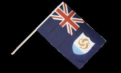 Stockflagge Anguilla - 60 x 90 cm