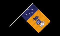 Stockflagge Australien Australisches Hauptstadtterritorium - 60 x 90 cm