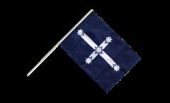 Stockflagge Australien Eureka 1854 - 60 x 90 cm