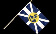 Stockflagge Australien Lord-Howe-Inseln - 30 x 45 cm
