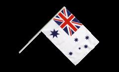 Stockflagge Australien Royal Australian Navy - 60 x 90 cm