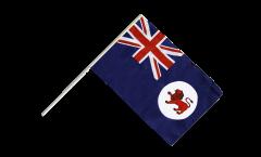 Stockflagge Australien Tasmania