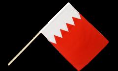 Stockflagge Bahrain - 60 x 90 cm