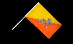 Stockflagge Bhutan - 60 x 90 cm