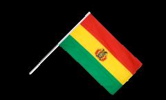 Stockflagge Bolivien - 60 x 90 cm