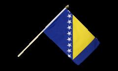 Stockflagge Bosnien-Herzegowina