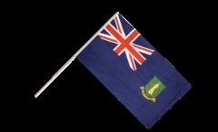 Stockflagge Britische Jungferninseln - 60 x 90 cm