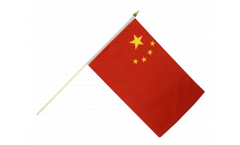 Stockflagge China