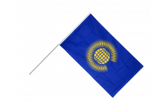 Stockflagge Commonwealth