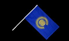 Stockflagge Commonwealth - 60 x 90 cm