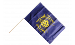 Stockflagge Commonwealth neu - 60 x 90 cm