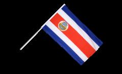 Stockflagge Costa Rica - 30 x 45 cm