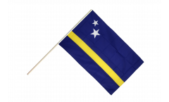 Stockflagge Curacao - 60 x 90 cm