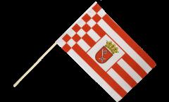 Stockflagge Deutschland Bremen - 60 x 90 cm