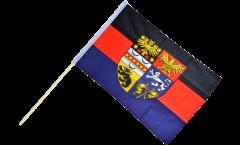 Stockflagge Deutschland Ostfriesland - 60 x 90 cm