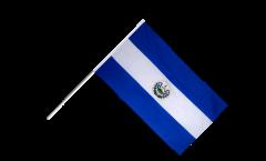 Stockflagge El Salvador - 60 x 90 cm