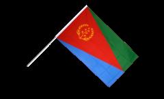 Stockflagge Eritrea - 60 x 90 cm