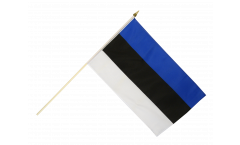 Stockflagge Estland - 30 x 45 cm