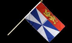 Stockflagge Frankreich Gironde - 30 x 45 cm