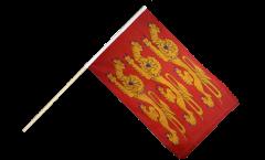 Stockflagge Frankreich Haute Normandie - 60 x 90 cm