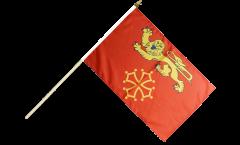 Stockflagge Frankreich Tarn-et-Garonne - 30 x 45 cm