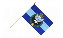 Stockflagge Großbritannien British Army Air Corps - 30 x 45 cm