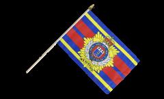 Stockflagge Großbritannien British Army Royal Logistic Corps - 30 x 45 cm