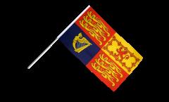 Stockflagge Großbritannien Royal - 60 x 90 cm
