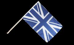 Stockflagge Großbritannien Union Jack Blau - 60 x 90 cm
