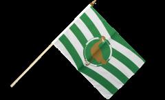 Stockflagge Großbritannien Wiltshire neu - 30 x 45 cm