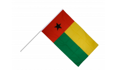 Stockflagge Guinea-Bissau - 60 x 90 cm
