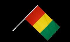 Stockflagge Guinea - 60 x 90 cm
