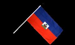 Stockflagge Haiti - 60 x 90 cm