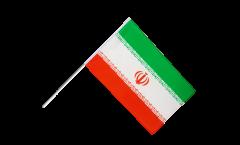 Stockflagge Iran