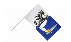 Stockflagge Irland Connacht - 60 x 90 cm
