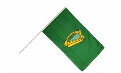 Stockflagge Irland Leinster - 60 x 90 cm