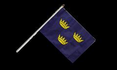 Stockflagge Irland Munster - 60 x 90 cm