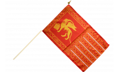 Stockflagge Italien Venedig Republik 697-1797 - 30 x 45 cm