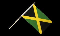 Stockflagge Jamaika - 30 x 45 cm