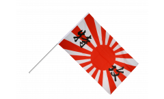 Stockflagge Japan Kamikaze - 60 x 90 cm