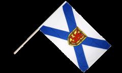 Stockflagge Kanada Neuschottland - 60 x 90 cm