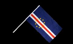 Stockflagge Kap Verde - 60 x 90 cm