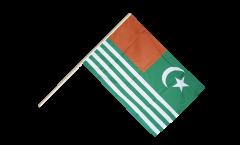 Stockflagge Kaschmir - 60 x 90 cm