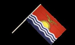 Stockflagge Kiribati - 60 x 90 cm