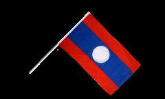 Stockflagge Laos - 60 x 90 cm