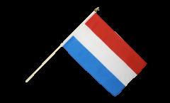 Stockflagge Luxemburg