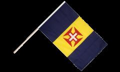 Stockflagge Madeira - 60 x 90 cm