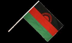 Stockflagge Malawi - 60 x 90 cm