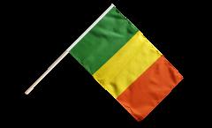 Stockflagge Mali - 60 x 90 cm
